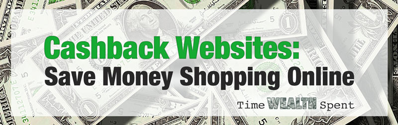 Cashback Websites – Save Money Shopping Online
