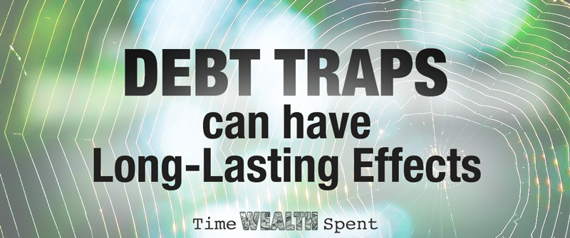 Debt Traps Can Have Long Lasting Effects